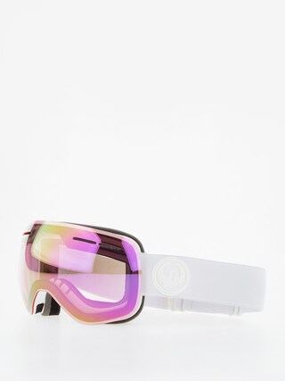 Brýle na snowboard Dragon X1s (whiteout/lumalens pink ion/dark smoke)