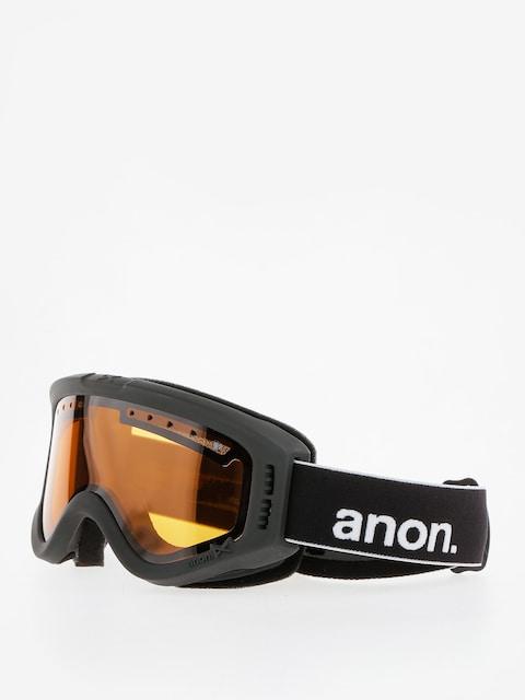 Brýle na snowboard Anon Tracker (black/amber)