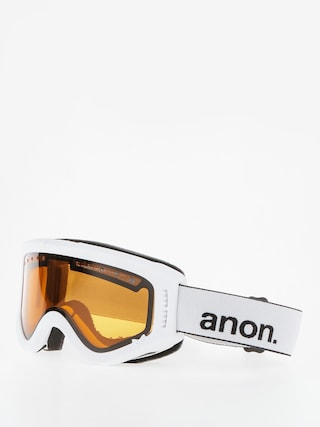 Bru00fdle na snowboard Anon Tracker (white/amber)