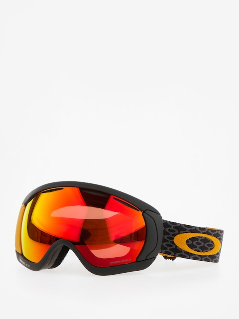 Brýle na snowboard Oakley Canopy (skygger black orange/prizm snow torch iridium)