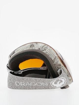Brýle na snowboard Dragon X1s (mill/lumalens silver ion/dark smoke)