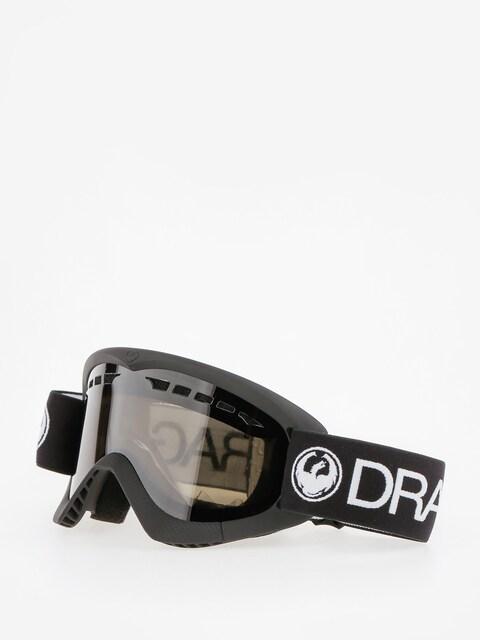 Brýle na snowboard Dragon DXS (black/dark smoke)