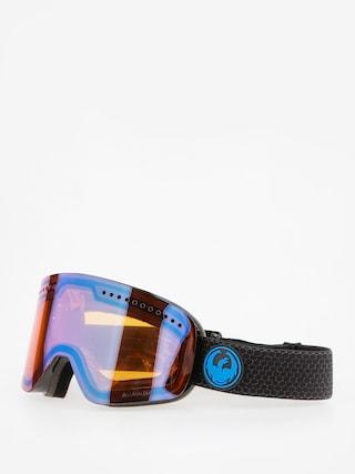 Brýle na snowboard Dragon NFX (split/lumalens blue ion/l amber)