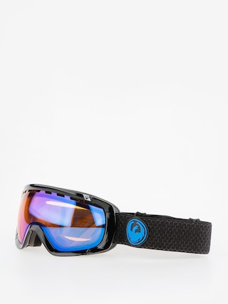 Bru00fdle na snowboard Dragon Rouge (split/lumalens blue ion/l amber)