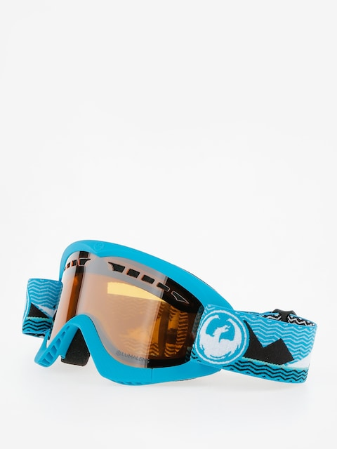 Brýle na snowboard Dragon DXS (scape/lumalens silver ion)