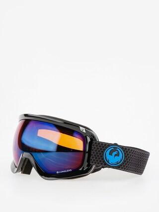 Brýle na snowboard Dragon D3 (split/lumalens blue ion/l amber)