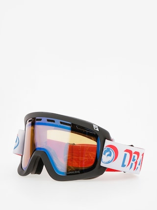 Brýle na snowboard Dragon D1 (verge/lumalens flash blue/dark smoke)