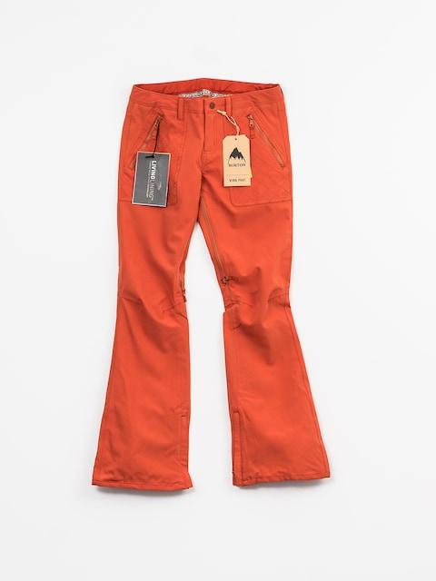 Snowboardové kalhoty  Burton Vida Wmn (persimmon)