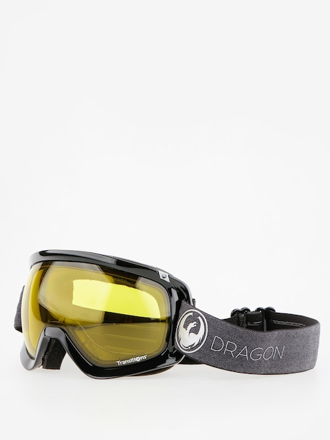Brýle na snowboard Dragon D3 (echo/transitions yellow)