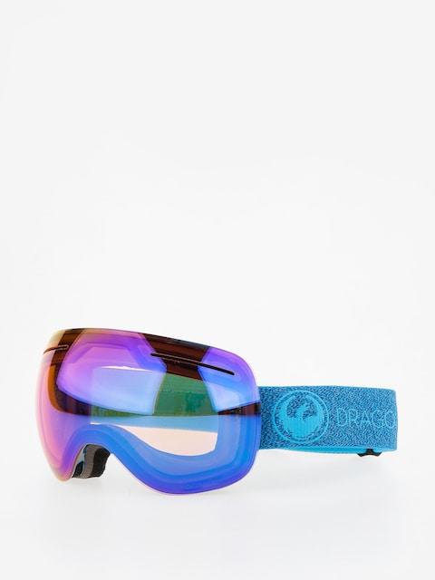 Brýle na snowboard Dragon X1 (mill/lumalens blue ion/l amber)