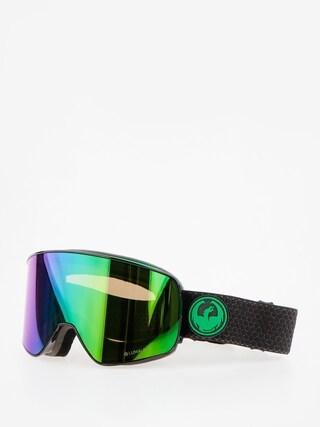 Bru00fdle na snowboard Dragon NFX2 (split/lumalens green ion/l amber)