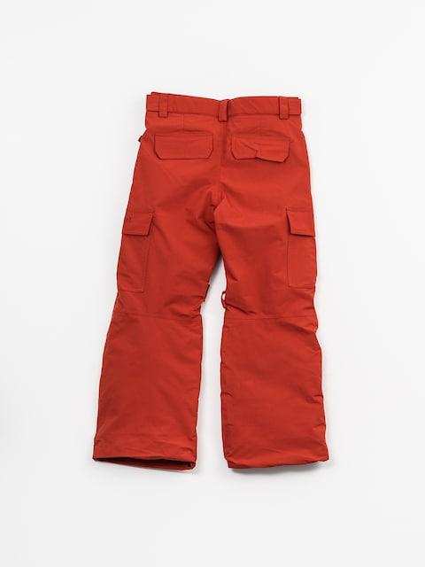 Snowboardové kalhoty  Burton Boys Exile Cargo (bitters)