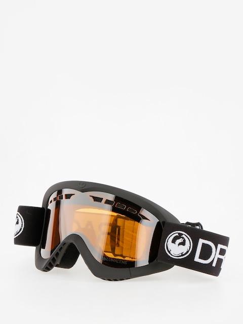 Brýle na snowboard Dragon DXS (black/lumalens silver ion)
