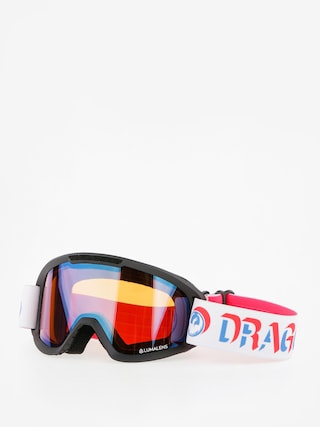 Brýle na snowboard Dragon DX2 (verge/lumalens flash blue)
