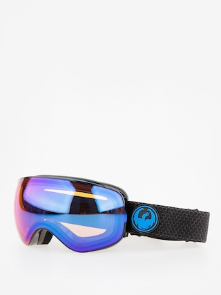 Brýle na snowboard Dragon X2s (split/lumalens blue ion/l amber)