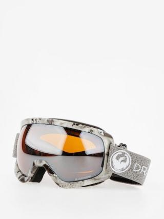 Bru00fdle na snowboard Dragon D3 (mill/lumalens silver ion/dark smoke)