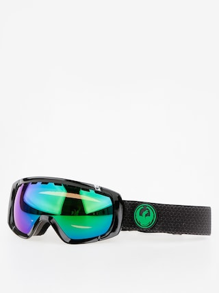 Bru00fdle na snowboard Dragon Rogue (split/lumalens green ion/l amber)