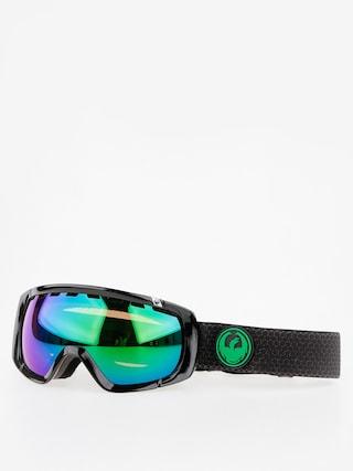 Brýle na snowboard Dragon Rogue (split/lumalens green ion/l amber)
