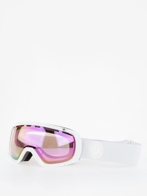 Brýle na snowboard Dragon Rogue (whiteout/lumalens pink ion)