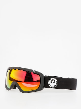 Brýle na snowboard Dragon Rogue (black/lumalens red ion/l rose)
