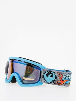 Brýle na snowboard Dragon Lil D (lumalens flash blue)
