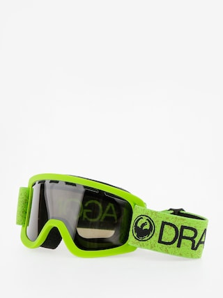 Brýle na snowboard Dragon Lil D (green/dark smoke)