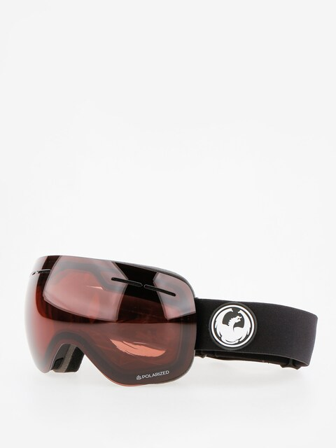 Brýle na snowboard Dragon X1s (black/lumalens polarized)