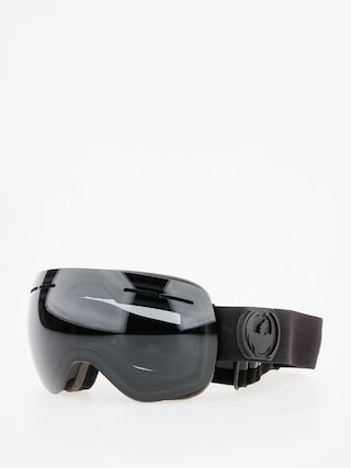 Brýle na snowboard Dragon X1s (knight rider/dark smoke/l fresh blue l rose)