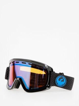 Bru00fdle na snowboard Dragon D1 (split/lumalens blue ion/l amber)
