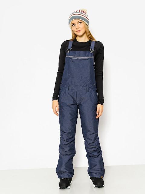 Snowboardové kalhoty  Roxy Non Stop Bib Wmn (peacoat)