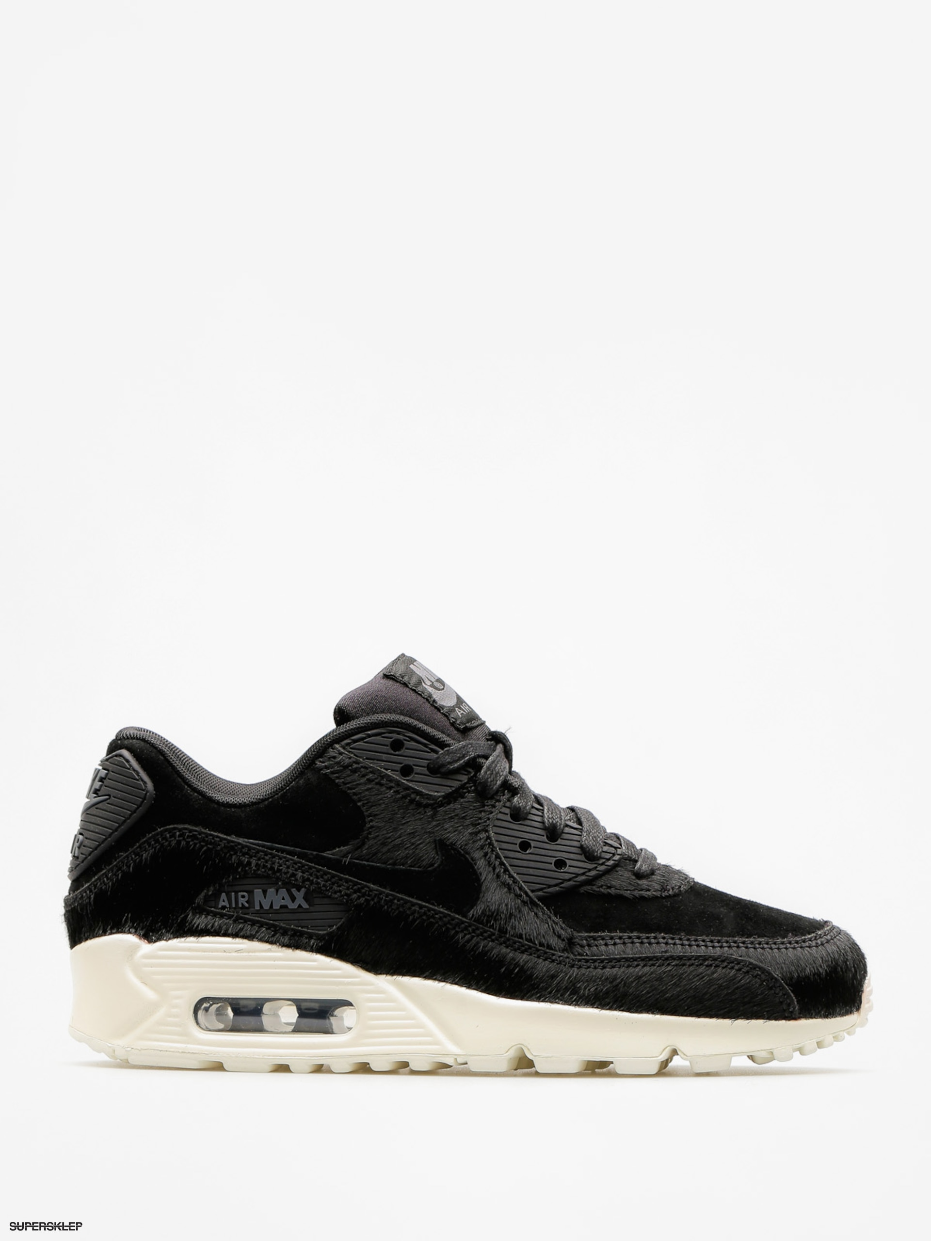 Boty Nike Air Max 90 Lx Wmn (black/black dark grey sail)