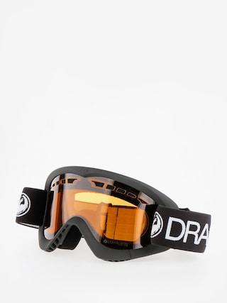 Brýle na snowboard Dragon DXS (black/llamber)