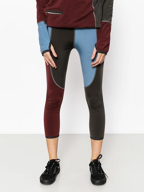 Spodní prádlo Majesty Surface Base Layer Pant Wmn (burgundy)