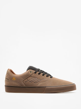 Boty Emerica The Reynolds Low Vulc (tan)