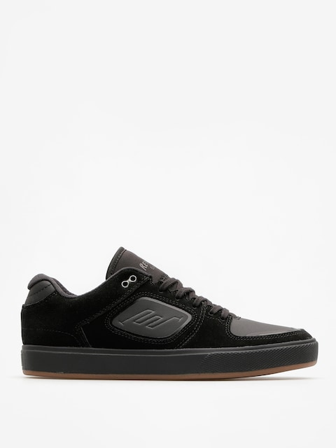Boty Emerica Reynolds G6 (black/black/gum)