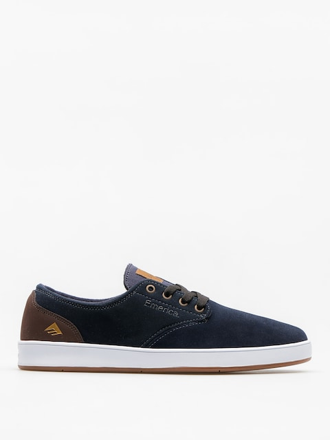 Boty Emerica The Romero Laced (navy/navy/gum)
