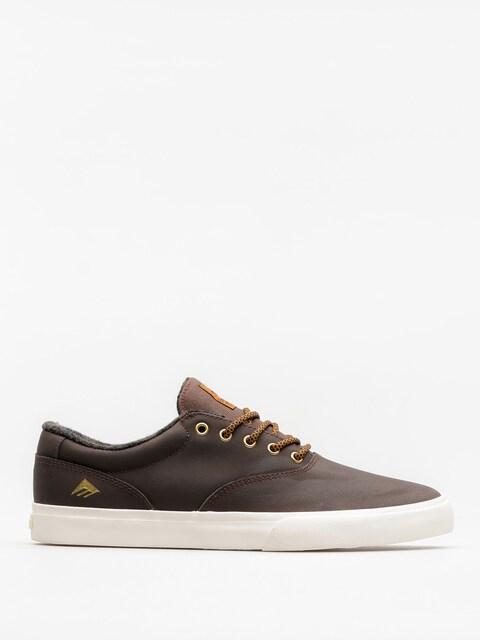 Boty Emerica Provost Slim Vulc (brown)