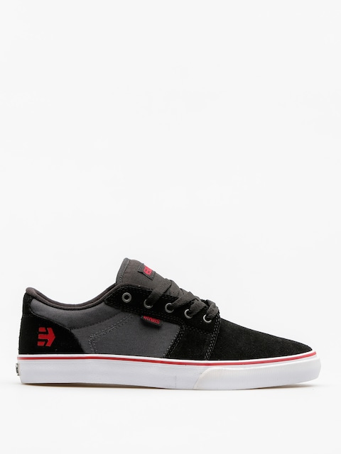 Boty Etnies Barge Ls (black/dark grey)