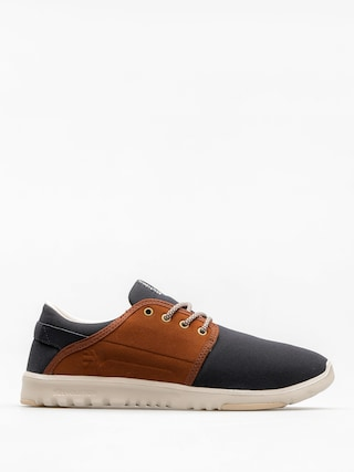 Boty Etnies Scout (navy/gum/gold)