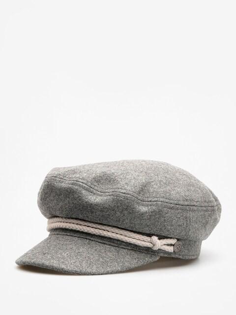 Klobouk s kšiltem Brixton Ashland ZD Wmn (light grey)