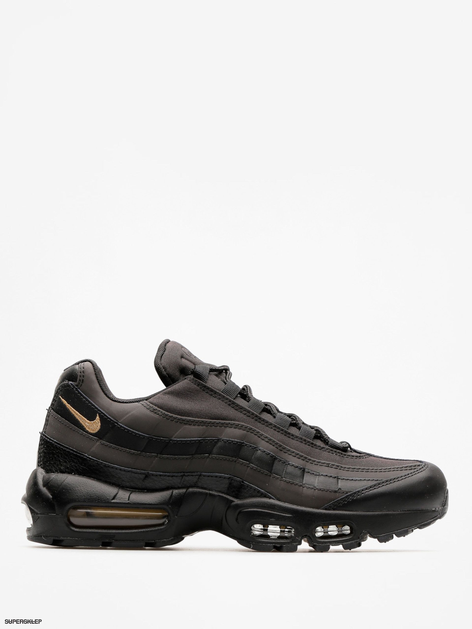 Boty Nike Air Max 95 Premium Se (black/metallic gold)