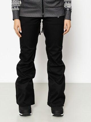 Snowboardovu00e9 kalhoty  Volcom Species Stretch Wmn (blk)