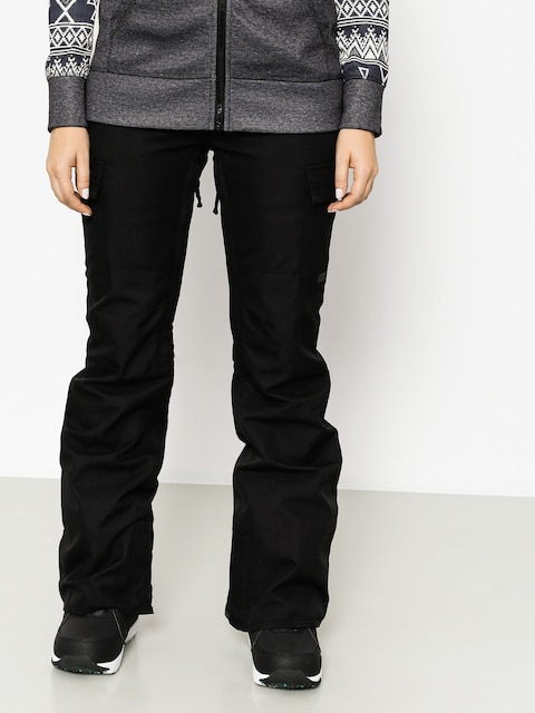 Snowboardové kalhoty  Volcom Robson Wmn (blk)