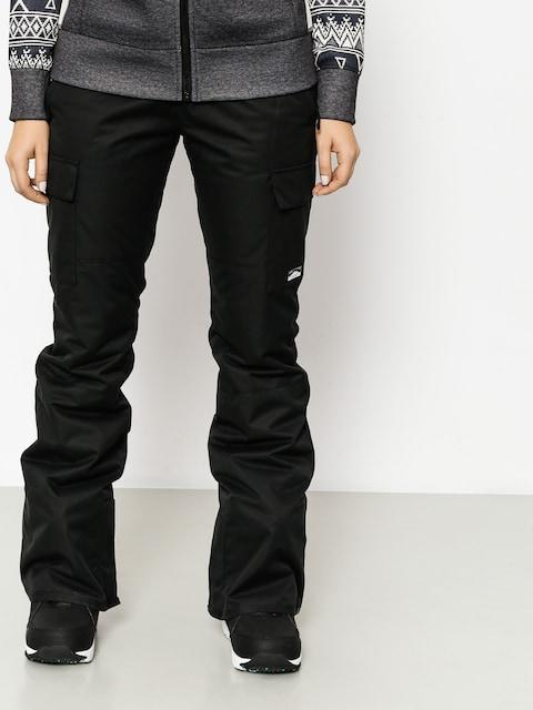 Snowboardové kalhoty  Volcom Cascade Ins Wmn (blk)