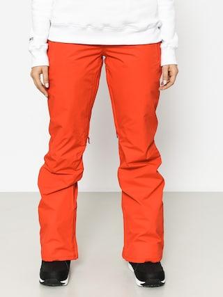 Snowboardové kalhoty  Burton Society Wmn (fiery red)