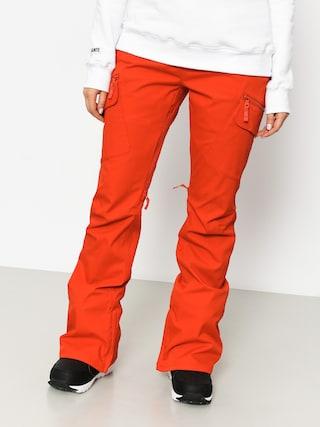 Snowboardovu00e9 kalhoty  Burton Gloria Wmn (fiery red)