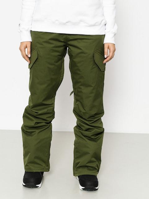 Snowboardové kalhoty  Burton Fly Wmn (rifle green)