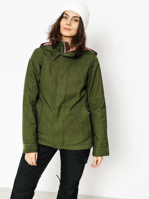 Snowboardová bunda Burton Jet Set Wmn (rifle green)