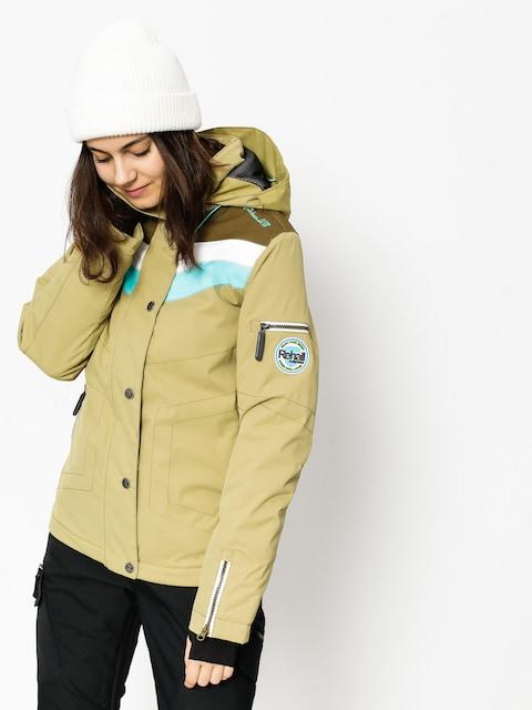 Snowboardová bunda Rehall Fray Wmn (cedar)