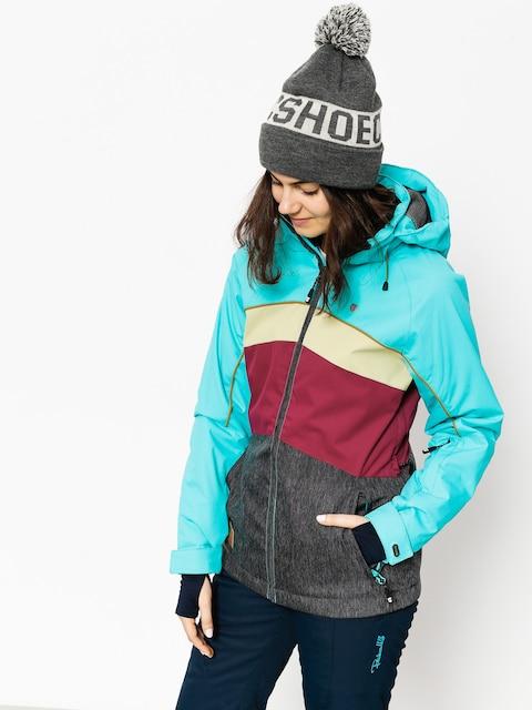 Snowboardová bunda Rehall Spear Wmn (blue curacao)